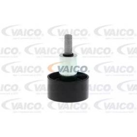 Polo 6R 1.6 Spannrolle, Zahnriemen VAICO V10-3873 (1.6 Benzin 2021 CWVB)