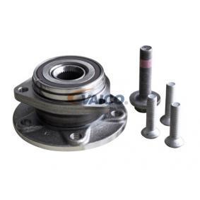 Wheel Bearing Kit Ø: 137mm, Inner Diameter: 29mm with OEM Number 8V0 498 625 A