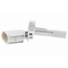 Sensor, Raddrehzahl Pol-Anzahl: 2-polig mit OEM-Nummer 1K0 927 807 A