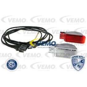 VEMO Glühlampe, Türleuchte V10-84-0028 für AUDI A4 (8E2, B6) 1.9 TDI ab Baujahr 11.2000, 130 PS