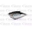 VAICO mit Ölablassschraube, Stahlblech, mit Bohrung für Ölstandsensor, mit Dichtring, ohne Ölwannendichtung, Original VAICO Qualität V202978