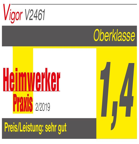 """VIGOR  V2461 Kit de llaves de cubo Medidas cuadradillo accionamiento: 10 (3/8"""")mm (pulgadas), Medidas cuadradillo accionamiento: 6,3 (1/4"""")mm (pulgadas), Medidas cuadradillo accionamiento: 12,5 (1/2"""")mm (pulgadas)"""