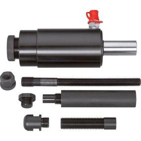 Hydraulikzylinder, Kugelgelenkausdrücker