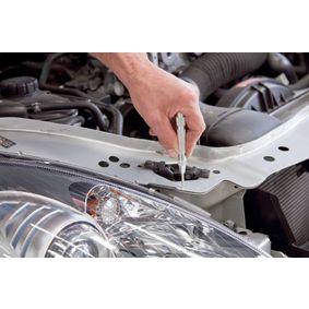VIGOR Jogo de ferramentas de montagem, cubo / rolamento da roda V2865