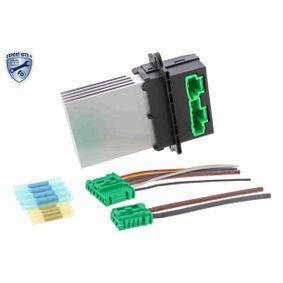 Regler, Innenraumgebläse Spannung: 12V, für Fahrzeuge mit Klimaautomatik, Pol-Anzahl: 2-polig, 6-polig mit OEM-Nummer 7701207718
