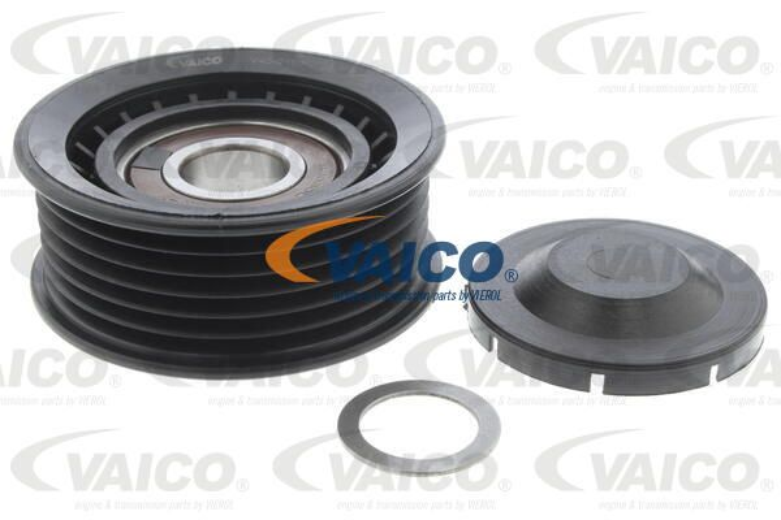 Umlenkrolle Keilrippenriemen V45-0103 VAICO V45-0103 in Original Qualität
