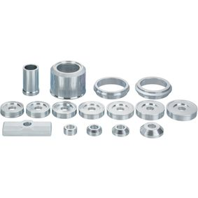 VIGOR Monteringsværktøjsæt, hjulnav / hjulleje V4598