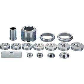 VIGOR Jogo de ferramentas de montagem, cubo / rolamento da roda V4598