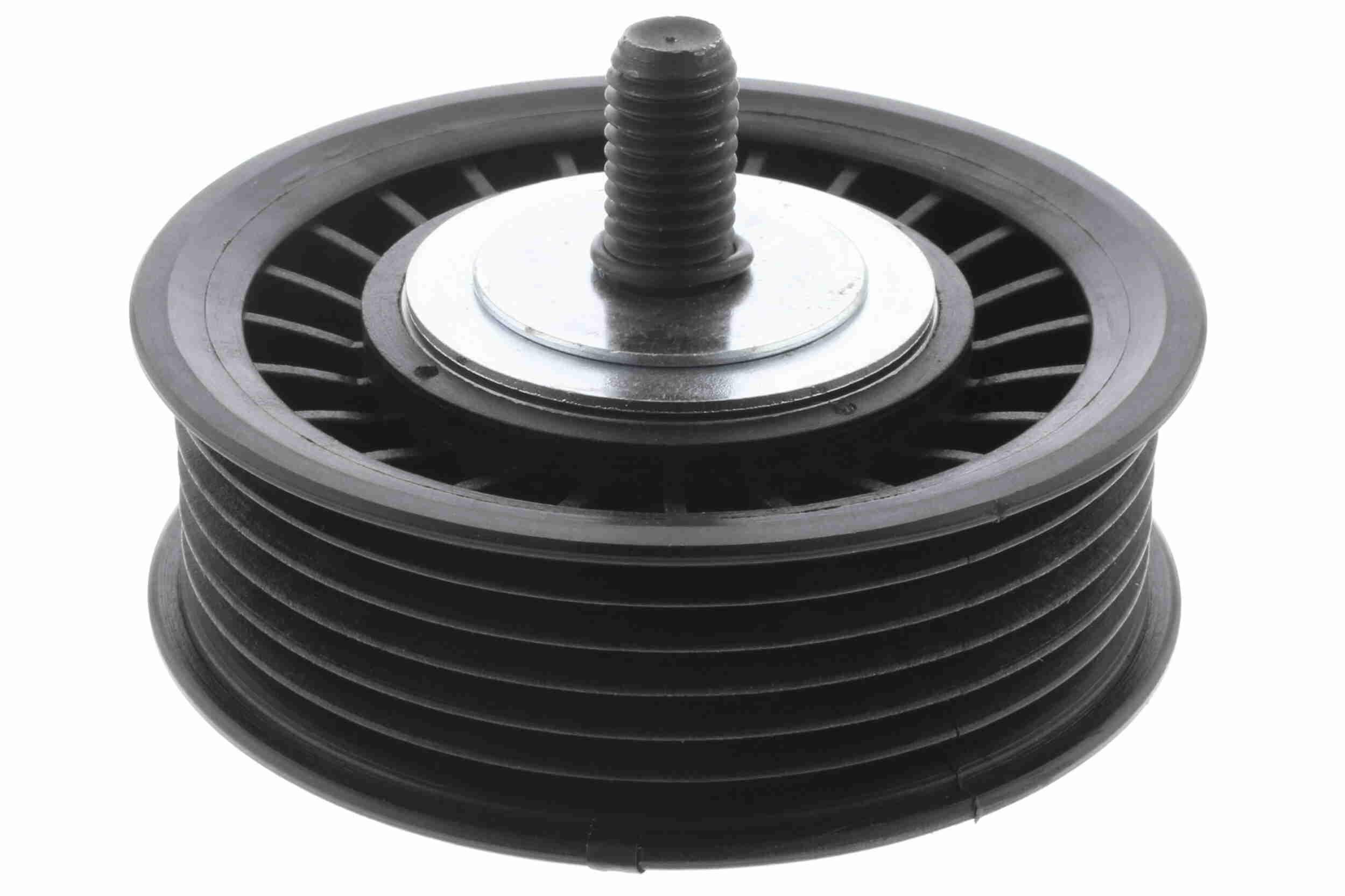 VAICO  V46-1721 Deflection / Guide Pulley, v-ribbed belt Ø: 76mm