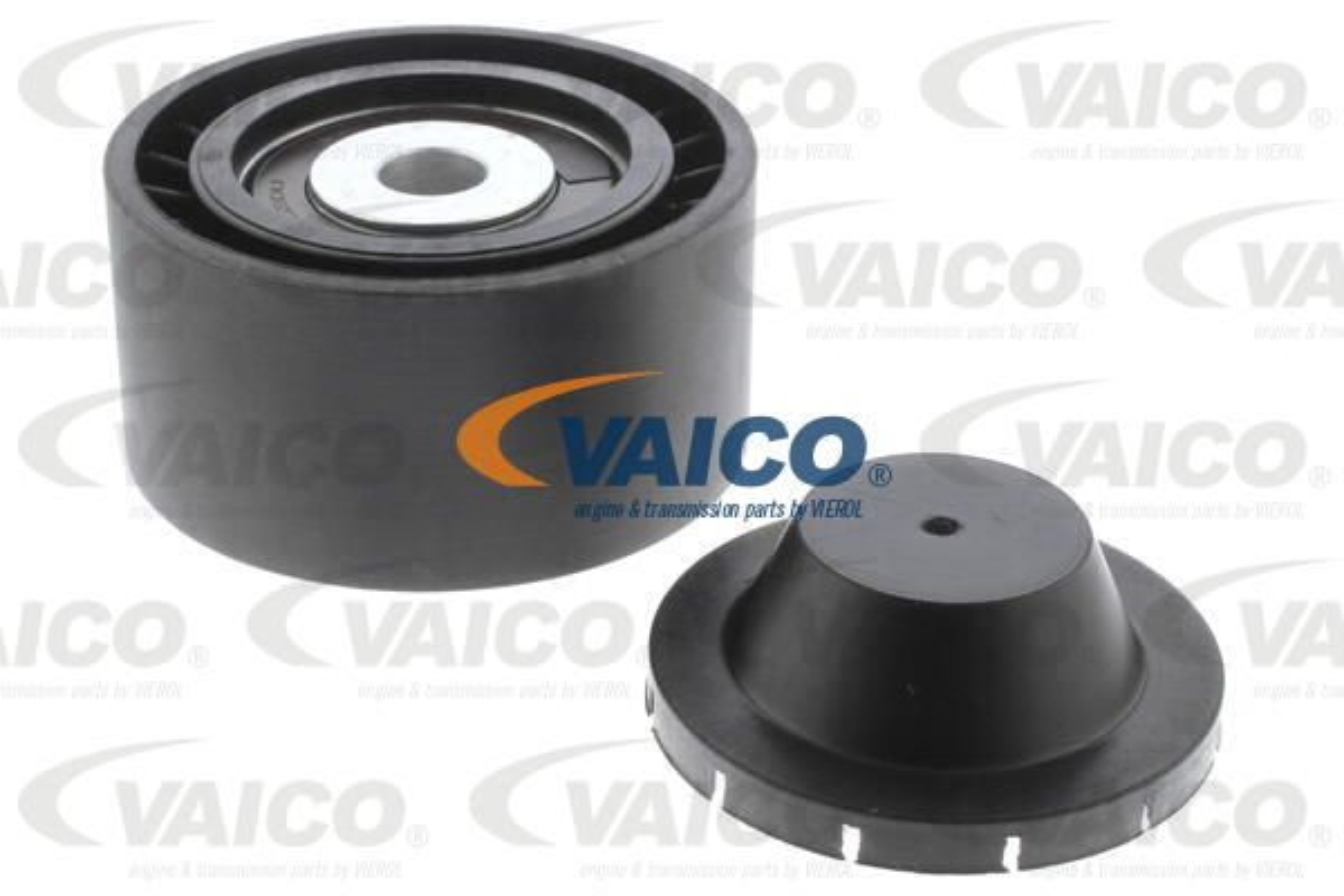 Umlenkrolle Keilrippenriemen V46-1722 VAICO V46-1722 in Original Qualität