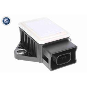 Renault Twingo 2 1.2 Turbo (CN0C, CN0F) Sensor, Längs- / Querbeschleunigung VEMO V46-72-0134 (1.2 Turbo Benzin 2021 D4F 782)