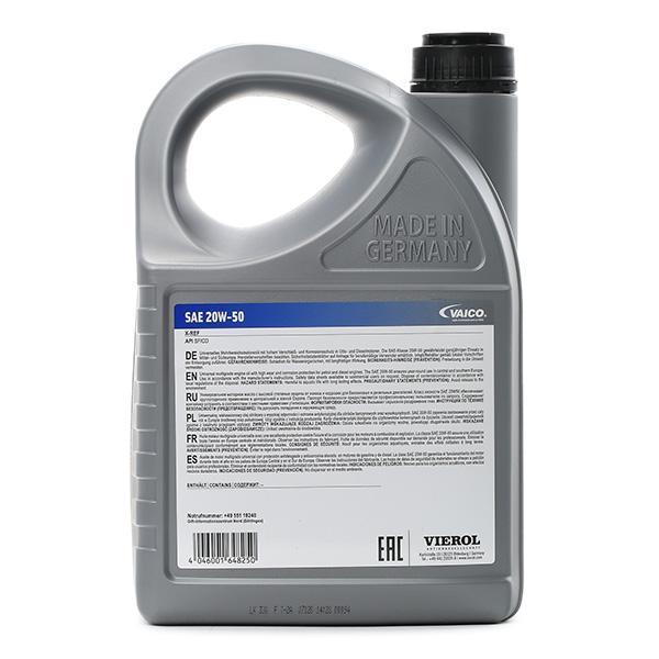 Olio motore VAICO APICFSFACEAE1 4046001648250