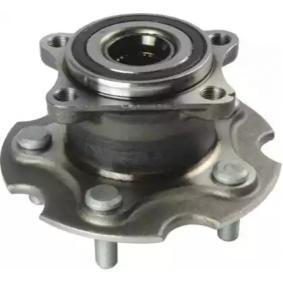 Radlagersatz Ø: 152mm, Innendurchmesser: 27mm mit OEM-Nummer 424100R010