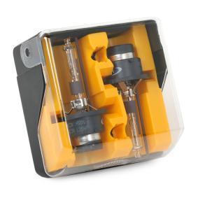 Крушка с нагреваема жичка, фар за дълги светлини D2R (газоразрядна лампа), 35ват, 85волт, ксенон, Original VEMO Quality V99-84-0041 MERCEDES-BENZ C-класа, E-класа, S-класа