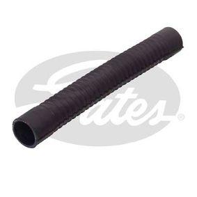 Kühlerschlauch Schlauchlänge: 500mm mit OEM-Nummer MB-007635