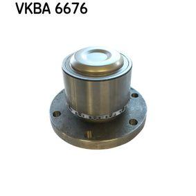 SKF  VKBA 6676 Radlagersatz
