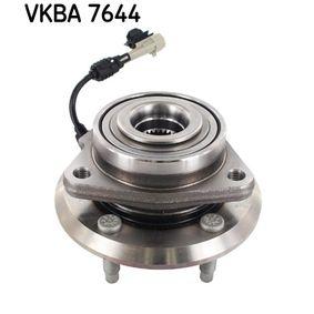 SKF  VKBA 7644 Radlagersatz Ø: 90.20mm, Innendurchmesser: 33.86mm