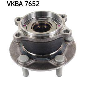 SKF  VKBA 7652 Radlagersatz Ø: 82.81mm, Innendurchmesser: 30.75mm