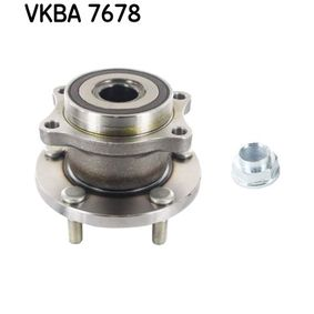 SKF  VKBA 7678 Radlagersatz
