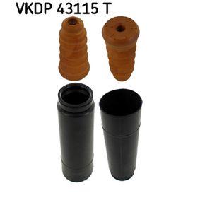 Staubschutzsatz, Stoßdämpfer Höhe: 128,5mm mit OEM-Nummer 1J0512131B
