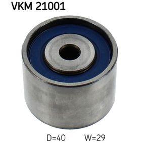 SKF  VKM 21001 Umlenkrolle Zahnriemen