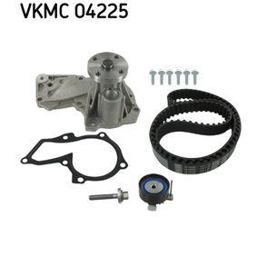 SKF  VKMC 04225 Bomba de agua + kit correa distribución