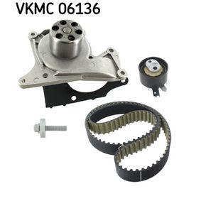 Bomba de agua + kit correa distribución con OEM número 130286028R