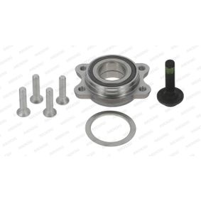 Wheel Bearing Kit with OEM Number 3D0 498 607 A