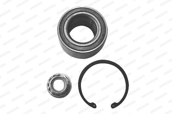 Cojinetes de rueda MOOG VO-WB-11032 conocimiento experto
