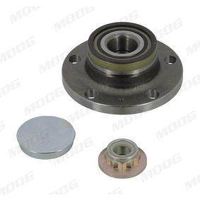 Polo 9n 1.4TDI Radlager MOOG VO-WB-11058 (1.4 TDI Diesel 2006 BNV)