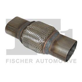 Flexrohr, Abgasanlage Länge: 100,0mm mit OEM-Nummer A 204.490.00.20