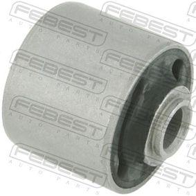 Touran 1T1, 1T2 1.9TDI Motorlager FEBEST VWAB-034 (1.9TDI Diesel 2006 BXE)