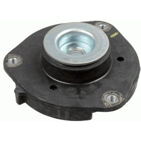 Top Strut Mounting with OEM Number 1K0412331B+