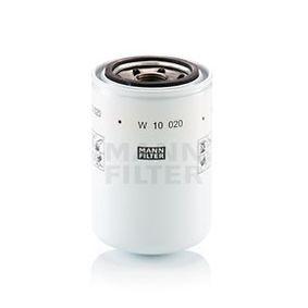 Ölfilter Ø: 93mm, Außendurchmesser 2: 72mm, Innendurchmesser 2: 62mm, Innendurchmesser 2: 62mm, Höhe: 136mm mit OEM-Nummer 6515541