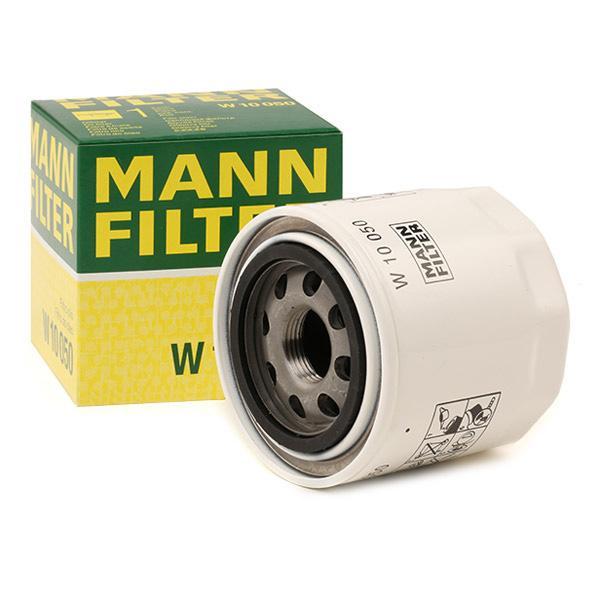 Ölfilter MANN-FILTER W10050 Erfahrung