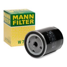 MANN-FILTER W713/14 expert knowledge