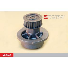 Wasserpumpe mit OEM-Nummer 90444079