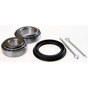 Radlagersatz Ø: 45,24, 50,29mm, Innendurchmesser: 19,05, 29mm mit OEM-Nummer 31 21 1 110 115