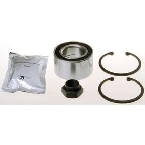 Wheel Bearing Kit Ø: 66mm, Inner Diameter: 35mm with OEM Number 31 21 1 106 032
