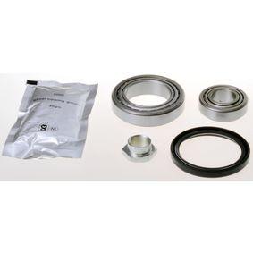 Wheel Bearing Kit Ø: 100mm, Inner Diameter: 45mm with OEM Number C45 710