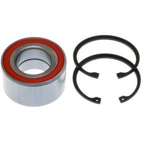 Radlagersatz Ø: 74mm, Innendurchmesser: 39mm mit OEM-Nummer 904 256 58