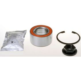 Wheel Bearing Kit Ø: 72mm, Inner Diameter: 39mm with OEM Number D35033047A
