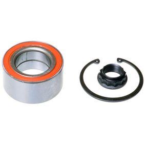 Radlagersatz Ø: 75mm, Innendurchmesser: 42mm mit OEM-Nummer 3341 6 762 317