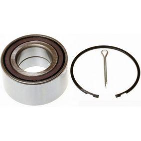 Wheel Bearing Kit Ø: 72mm, Inner Diameter: 37mm with OEM Number 51720-0Q000