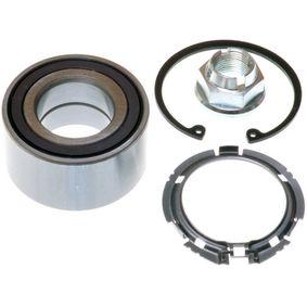 Radlagersatz Ø: 72mm, Innendurchmesser: 37,1mm mit OEM-Nummer 7701207677