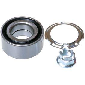 Wheel Bearing Kit Ø: 88mm, Inner Diameter: 45mm with OEM Number 4D0 407 625D