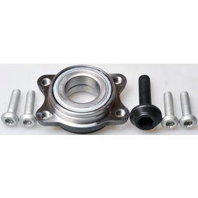 Wheel Bearing Kit Ø: 127mm, Inner Diameter: 43mm with OEM Number 8E0 498 625B