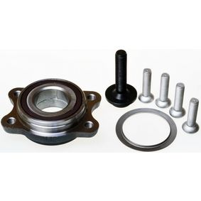 Wheel Bearing Kit Ø: 92mm, Inner Diameter: 45mm with OEM Number 3D0 498 607A