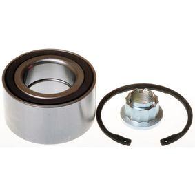 Kit de roulement de roue Ø: 96mm, Diamètre intérieur: 51mm avec OEM numéro 1T0598611A