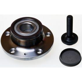 Radlagersatz Ø: 136mm, Innendurchmesser: 32mm mit OEM-Nummer 1T0598611A+